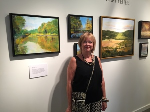 IMG_0131_2Kari Feuer at her show at The Betsy Jacaruso Gallery & Studio in Rhinebeck NY