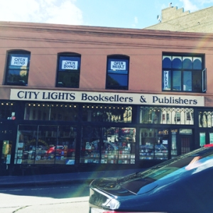 City Lights Booksellers San Francisco, CA