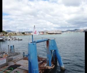 Sauselito docks
