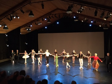 Kaatsbaan International Dance Center 25th Anniversary Gala Curtain Call