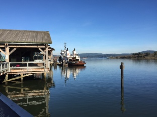 Coos Bay Harbor, oregon