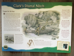 Clarks dismal nitch diagram