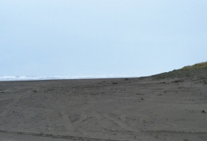 Our last look at the Pacific, Clatsop, Oregona