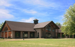 The Studio Complex at Kaatsbaan International Dance Center