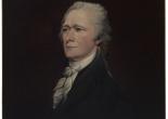 Hamilton portrait by John Trumball