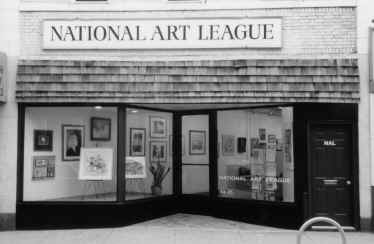 nationalartleague