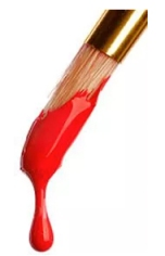 red-paintbrush