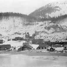 Treadwell Mine in Juneau Alaska