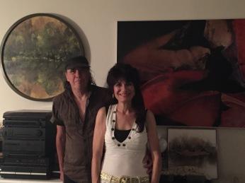 John & Teresa Frazee