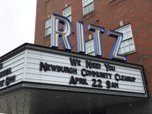The Ritz Marquee